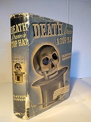 Death from a Top Hat: Rawson, Clayton