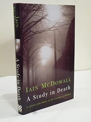 A Study in Death: McDowall, Iain