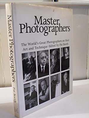 Master Photographers: Booth, Pat ed