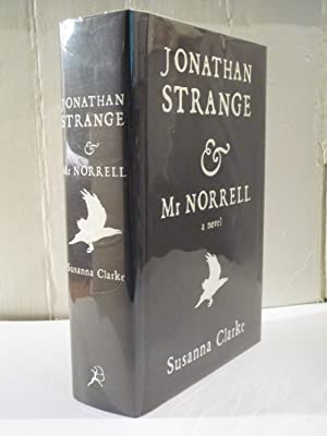 Jonathan Strange & Mr Norrell - Signed, black jacket: Clarke, Susanna