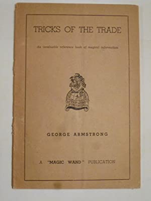 Tricks of the Trade: Armstrong, george