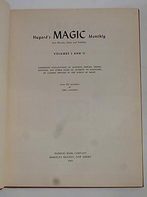 Hugard's Magic Monthly Vols 1 and 11: Hugard, Jean