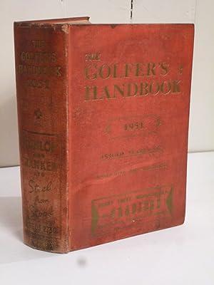 The Golfer's Handbook 1951
