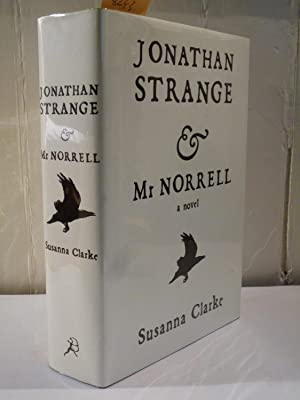 Jonathan Strange & Mr Norrell - Signed, white jacket
