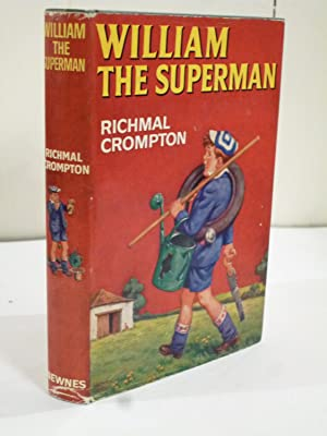 William the Superman: Crompton, Richmal