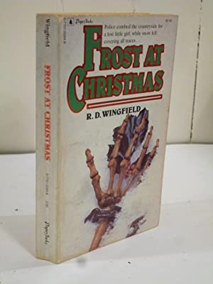 Frost at Christmas - true first edition: Wingfield, R. D.