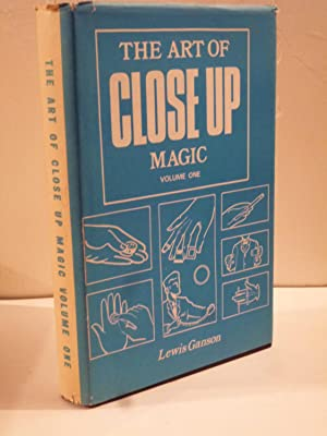 The Art of Close up Magic Volume 1: Ganson, Lewis
