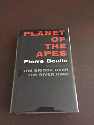 Planet of the Apes: Boulle, Pierre