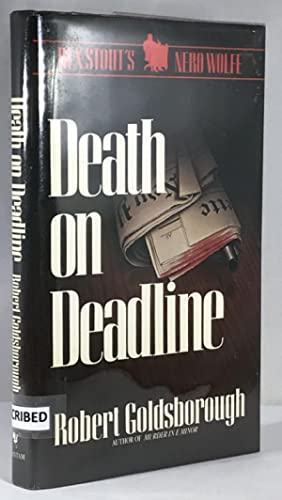 Death on Deadline