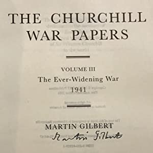 The Churchill War Papers: The Ever-Widening War Volume 3 1941