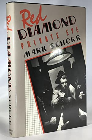 Red Diamond: Private Eye (Association Copy from the Personal Collection of Otto Penzler)