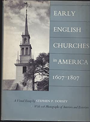 Early English Churches in America 1607-1807