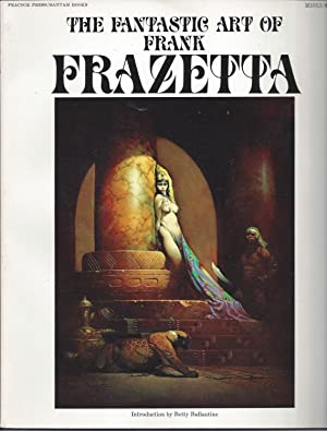 The Fantastic Art of Frank Frazetta