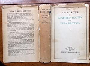 Selected Letters of Winifred Holtby and Vera Brittain (1920-1935)
