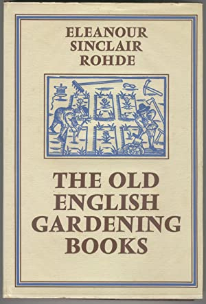 The Old English Gardening Books