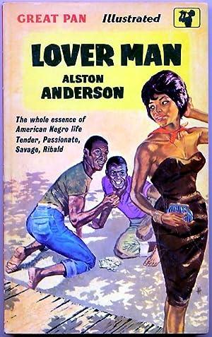 LOVER MAN: Anderson Alston.