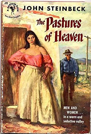 THE PASTURES OF HEAVEN: Steinbeck, John.