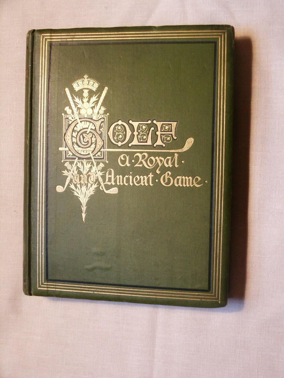 The story of the R & A: Being the history of the first two hundred years of the Royal and ...