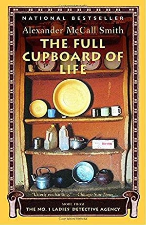 The Full Cupboard of Life (No. 1: McCall Smith, Alexander