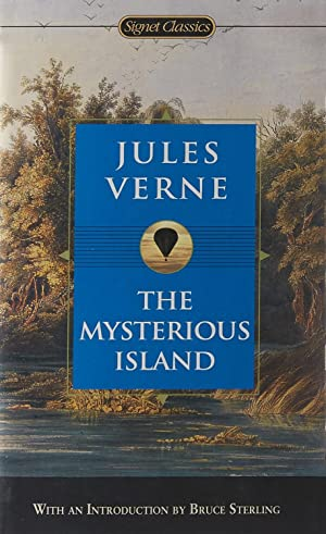 The Mysterious Island: Verne, Jules