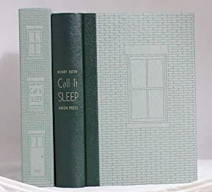 Call It Sleep. Illustrated with Forty-Eight Photographs of New York City in the Period of the Novel