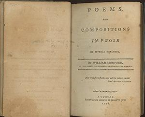 Poems, and Compositions in Prose on Several Occasions