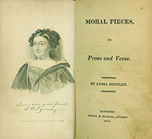 Moral Pieces in Prose and Verse