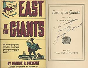 East of the Giants: A Novel
