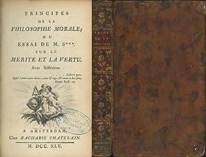 Principes de la Philosophie Morale; ou, Essai: DIDEROT, DENIS]
