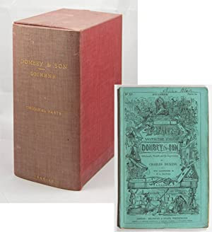 Dombey and Son. With Illustrations by H.: DICKENS, CHARLES