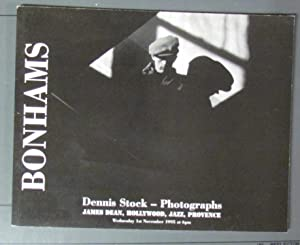Dennis Stock - Photographs - James Dean,