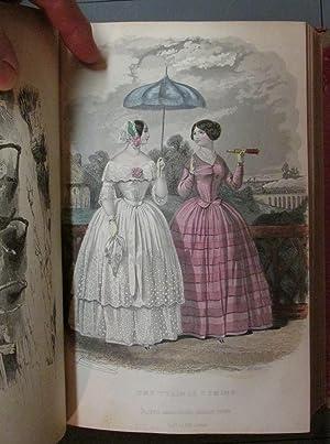 GODEY'S LADY'S BOOK & MAGAZINE. JANUARY - DECEMBER 1850