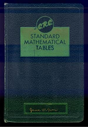 Standard Mathematical Tables: Charles D. Hodgman,
