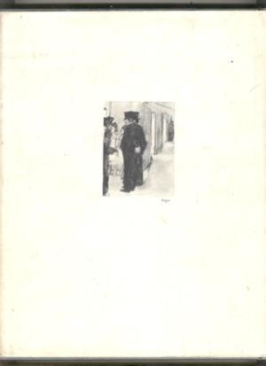 Degas Monotypes: Essay, Catalogue & Checklist - Fogg Art Museum, Harvard University - April 25 ...