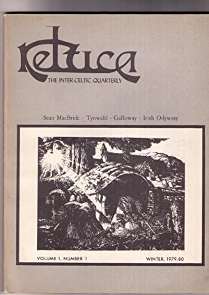 Keltica: The Inter-Celtic Quarterly: Volume 1, Number 1: Gilligan, Kevin Dixon. Burke, Ruth ...