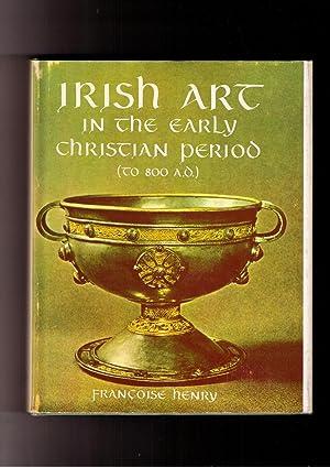 Irish Art: Three Volumes: Henry, Francoise