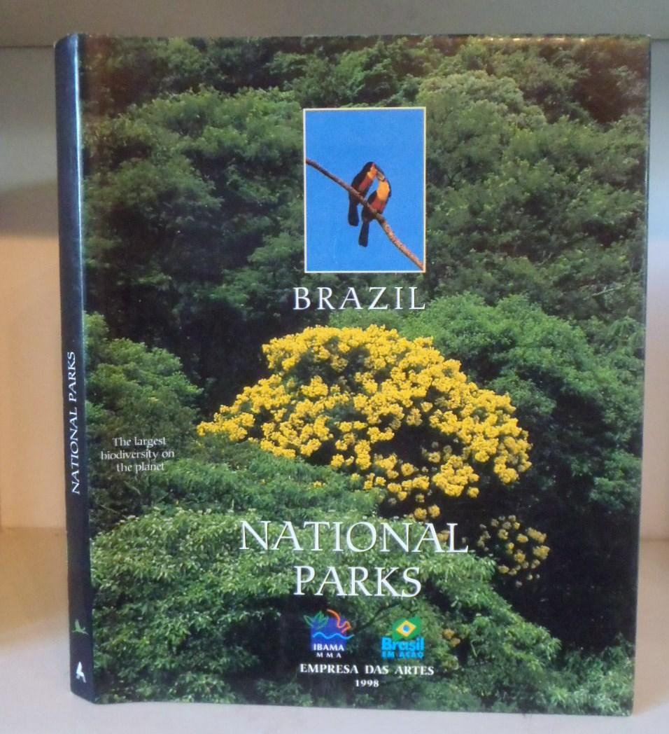 Brazil National Parks - The Largest Diversity on Planet - Camurca, Claudia (ed.)