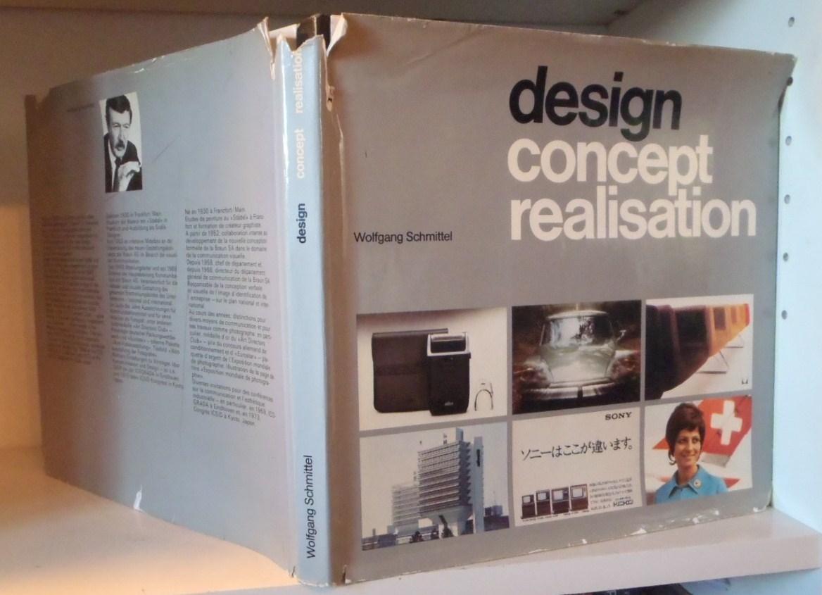 design concept realisation braun citroen miller olivetti sony swissair da schmittel wolfgang. Black Bedroom Furniture Sets. Home Design Ideas
