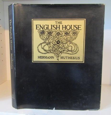 the english house by hermann muthesius - abebooks, Innenarchitektur ideen