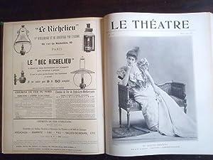 Le Théâtre. Revue bimensuelle illustrée. Sixième Année,: Collectif