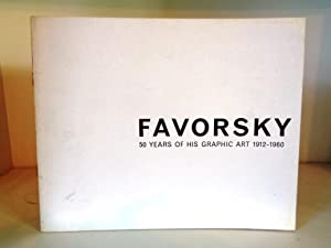 Favorsky : 50 years of his graphic: Mullaly, Terence