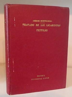 Tratado de los Ligamentos Textiles: Montelongo, Carlos