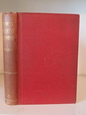 Hadden's Overseers' Handbook : being a complete: Dumsday, William Henry
