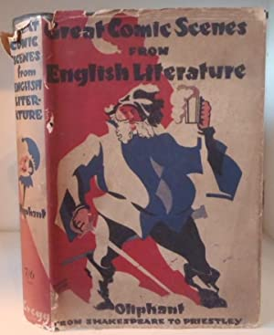 Great Comic Scenes from English Literature: Oliphant, Lancelot (ed.)
