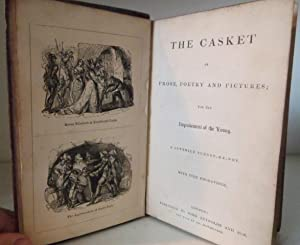 The Casket of Prose, Poetry and Pictures,: various authors (Hofland,