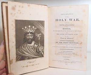 A True Relation of the Holy War,: Bunyan, John
