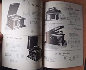Thorens: Machines Parlantes a Disques - Platten: Thorens, Sainte Croix