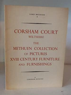 An Historical Account of Corsham Court, The: Lord Methuen