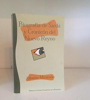 Biografia de Sarda y Cronicon del Nuevo: Miramon, Alberto
