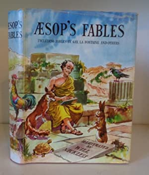 Aesop's Fables and Fables by La Fontaine,: Nickless, Will (illustrated
